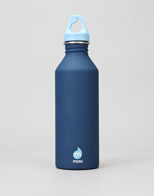 MIZU M8 ST 800ml/27oz Water Bottle - Blue/Blue