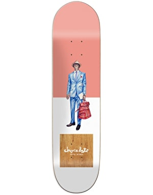 Chocolate Brenes Everyday People Skateboard Deck - 8.25