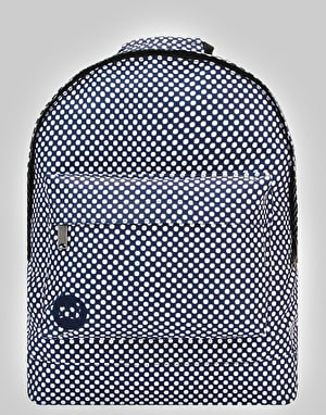 Mi-Pac Microdot Backpack - Navy