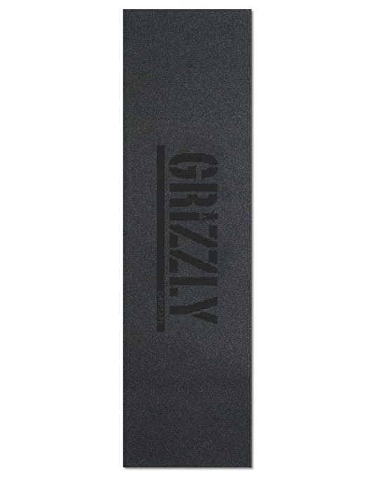 "Grizzly Stamp 9"" Grip Tape Sheet"