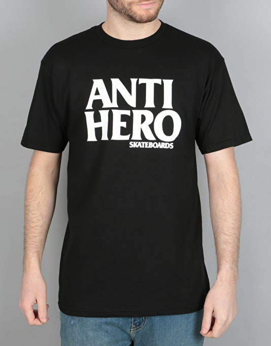 Anti Hero Blackhero T-Shirt - Black