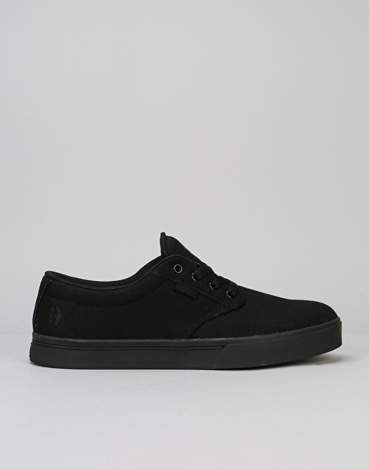 Etnies Jameson 2 Eco Skate Shoes - Black/Black/Black