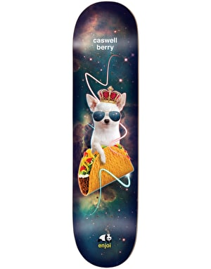 Enjoi Berry Snack Surfers V2 Impact Light Pro Deck - 8