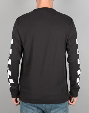Levi's Skateboarding Graphic Long Sleeve T-Shirts - Jet Black