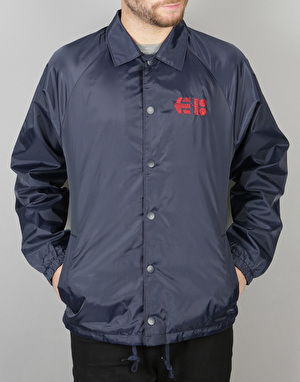 Etnies x Plan B Needle Coach Jacket - Navy