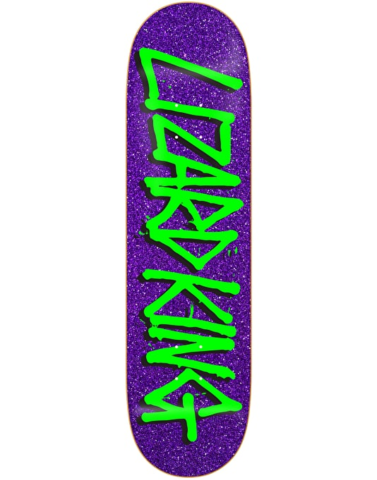 Deathwish Lizard King Gang Name Pro Deck - 8.125""