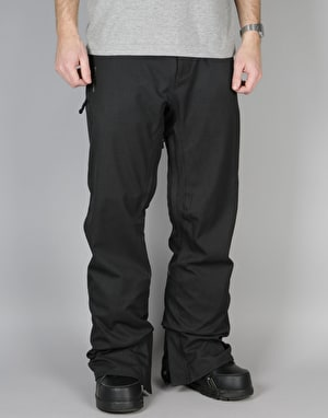 Volcom Freakin' Snow Chino 2017 Snowboard Pants - Black
