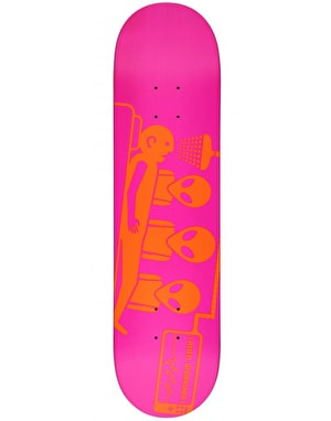 Alien Workshop Dayglo Abduction Team Deck - 7.875