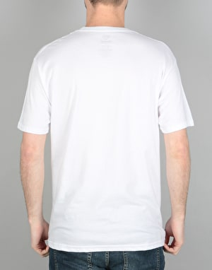Diamond Supply Co. Champagne T-Shirt - White