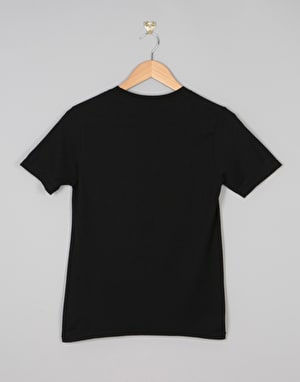 Spitfire Bighead Boys T-Shirt - Black