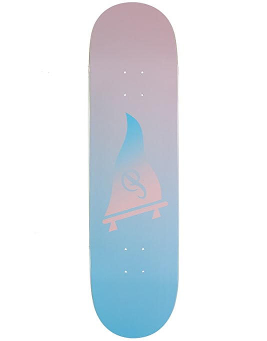 Primitive Gradient Pennant Logo Team Deck - 8.125""
