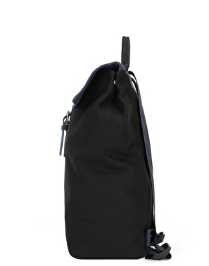 Mi-Pac Tonal Canvas Day Pack - Black/Navy