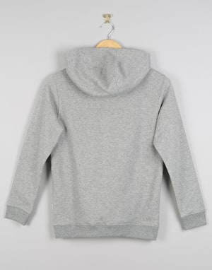 Vans OTW Boys Pullover Hoodie - Cement Heather/Dress Blues