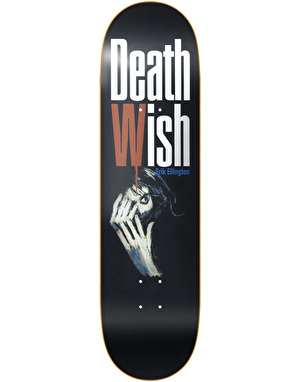Deathwish Ellington Pusher Pro Deck - 8