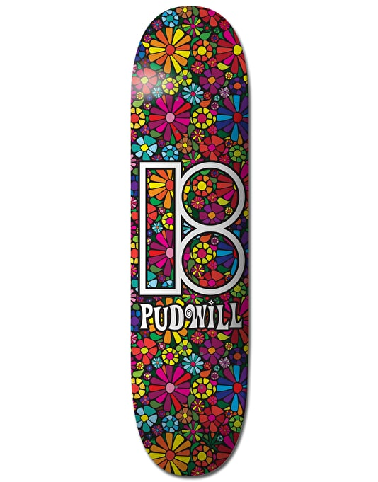 Plan B Pudwill Easy Slider BLK ICE Pro Deck - 8""
