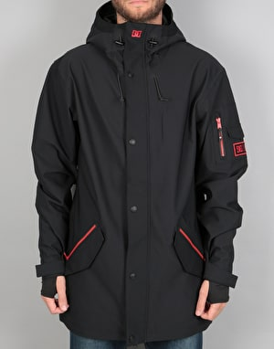DC Torstein Corruption 2017 Pro Snowboard Jacket - Black