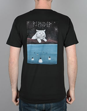RIPNDIP Nermiverse Pocket T-Shirt - Black