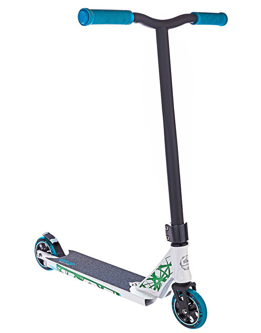 Crisp Inception 2016 Scooter - White/Satin Black