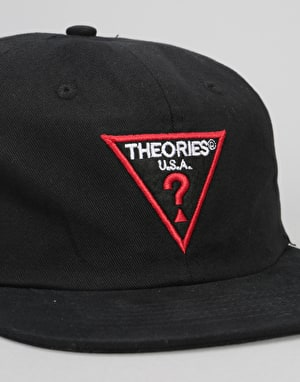 Theories Mysterian Snapback Cap - Black
