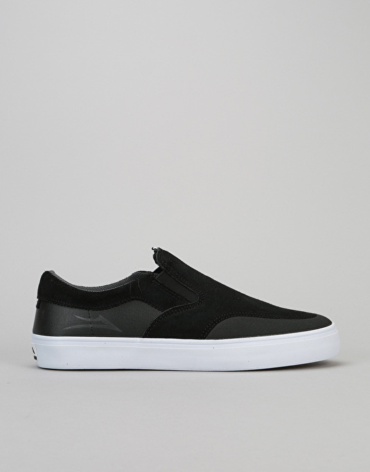 77590a93a1b Lakai Owen Skate Shoes - Black Suede