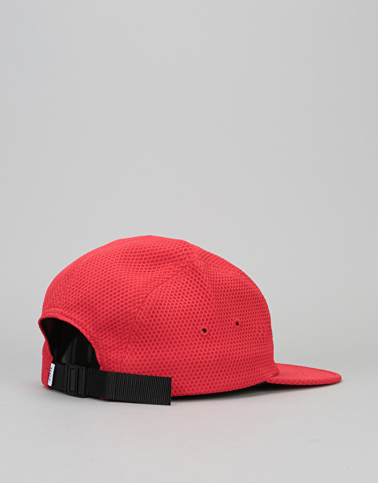 HUF Sedona Volley 5 Panel Cap - Red