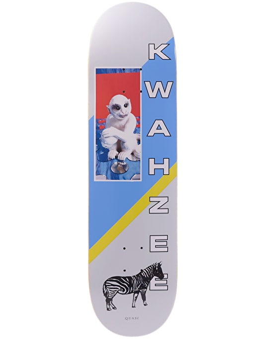 Quasi 'Safari' Three Skateboard Deck - 8.625""