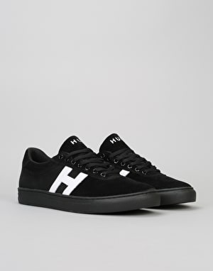 HUF Soto Skate Shoes - Black/White