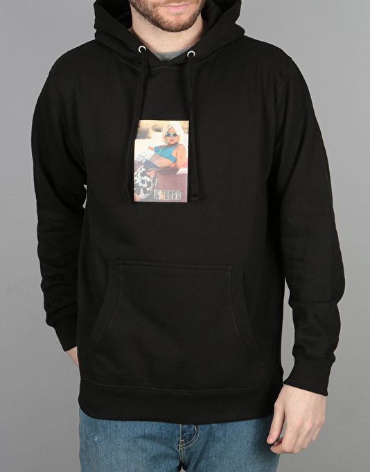 Manor Alabama Pullover Hoodie - Black
