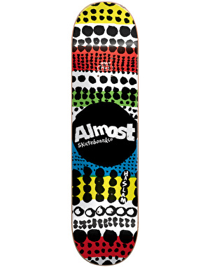 Almost Haslam Primal Prints Impact Plus Pro Deck - 8.375
