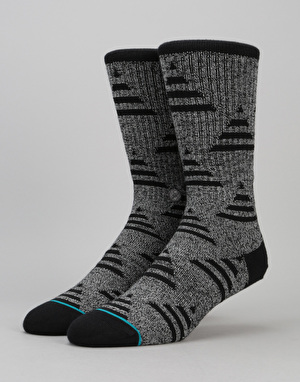 Stance Sagres Classic Light Butter Blend Socks - Grey