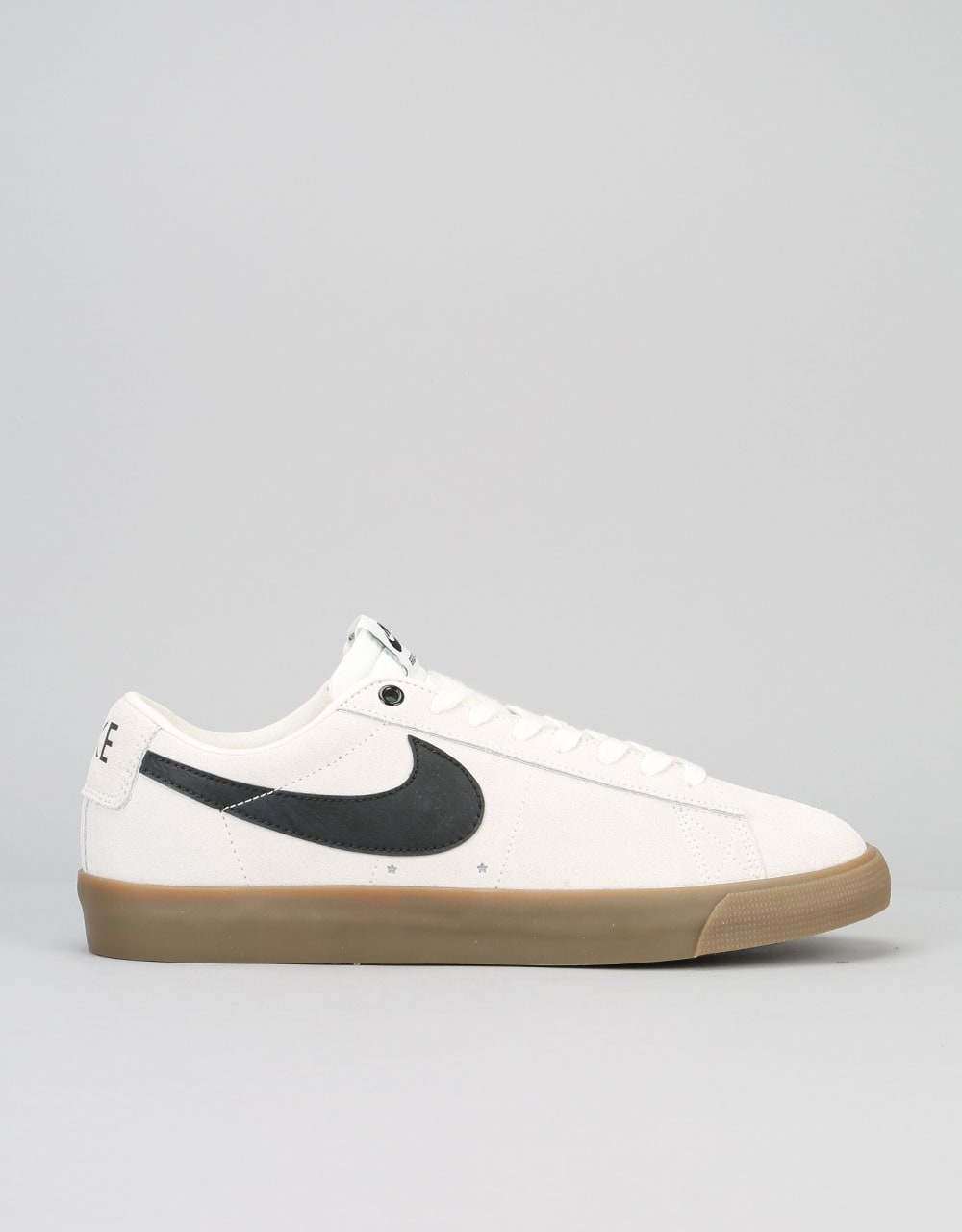 huge selection of 172a2 dd39d Nike SB Blazer Low GT Skate Shoes - IvoryBlack-Gum-Light Brown  Skate  Shoes  Mens Skateboarding Trainers  Footwear  Route One