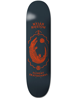 Element Nyjah Gator Featherlight Pro Deck - 8