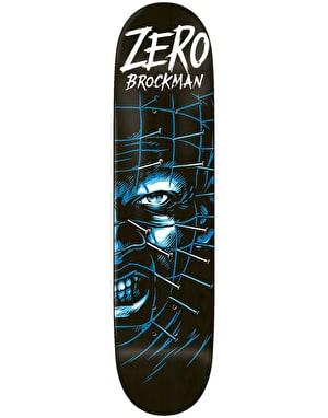 Zero Brockman Fright Night Impact Light Pro Deck - 8