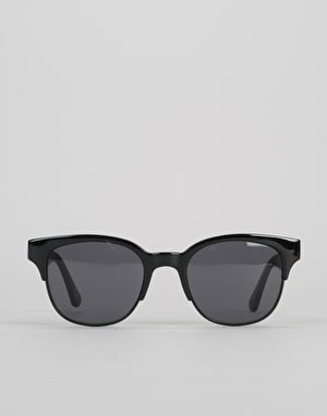 Vans Steam Sunglasses - Black/Black