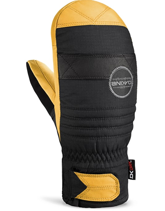 Dakine Fillmore 2017 Snowboard Mitts - Black/Tan