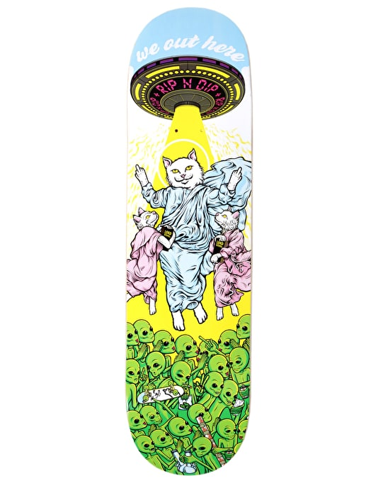 RIPNDIP Holy Lord Nermal Team Deck - 8.5""