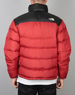The North Face Nuptse 2 Jacket - Cardinal Red