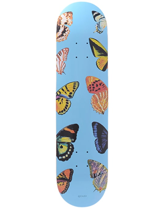 Quasi 'Butterfly' One Skateboard Deck - 8""