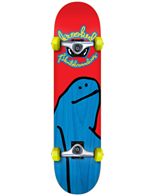Krooked Live Fast Dye Shmoo Wood Complete - 7.75