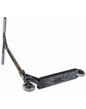 Grit Mayhem 2017 Scooter - Black/Laser Gold