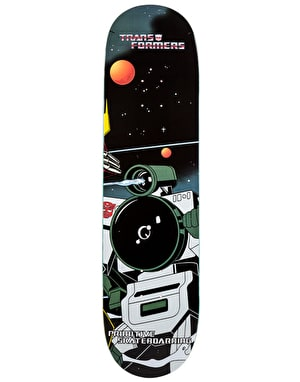 Primitive x Transformers VX Team Deck - 8.25