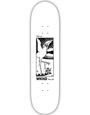 WKND Gillette Natural Selection Pro Deck - 8