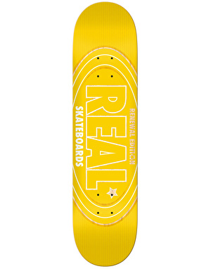 Real Renewal Oval Team Deck - 8.25