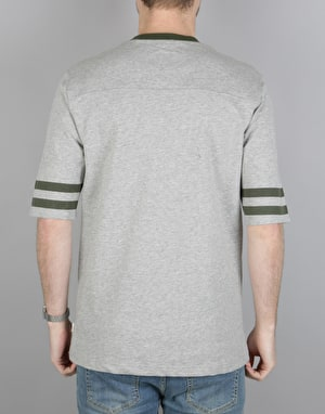 Altamont Fullback Jersey - Grey/Heather