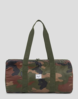 Herschel Supply Co. x Independent Trucks Packable Duffle Bag - Camo