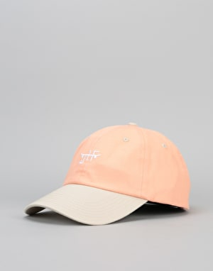 Just Have Fun Yoned Out Dad Cap - Peach