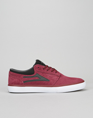 Lakai Griffin Skate Shoes - Port Suede