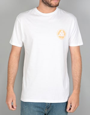 Welcome Summon Cetus T-Shirt - White/Peach