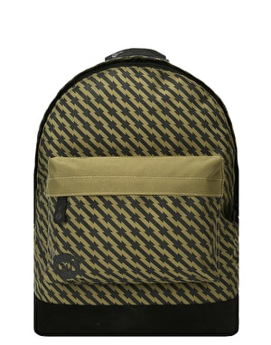 Mi-Pac Barbed Wire Backpack - Khaki/Black