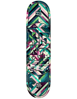 Real Busenitz Bug Vision Low Pro II Pro Deck - 8.06